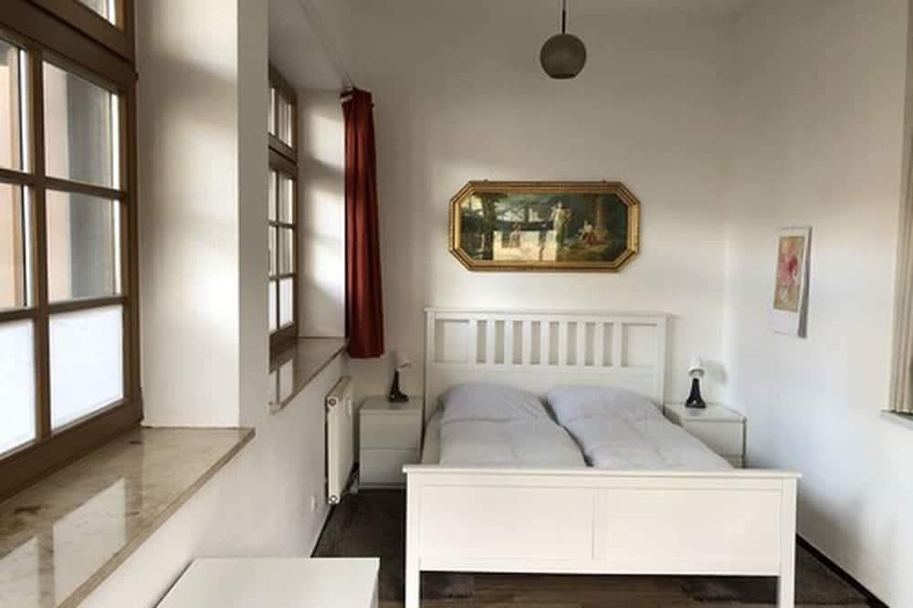 ファミリー アパートメント 1 ベッドルーム ガーデンビュー ガーデン - 客室