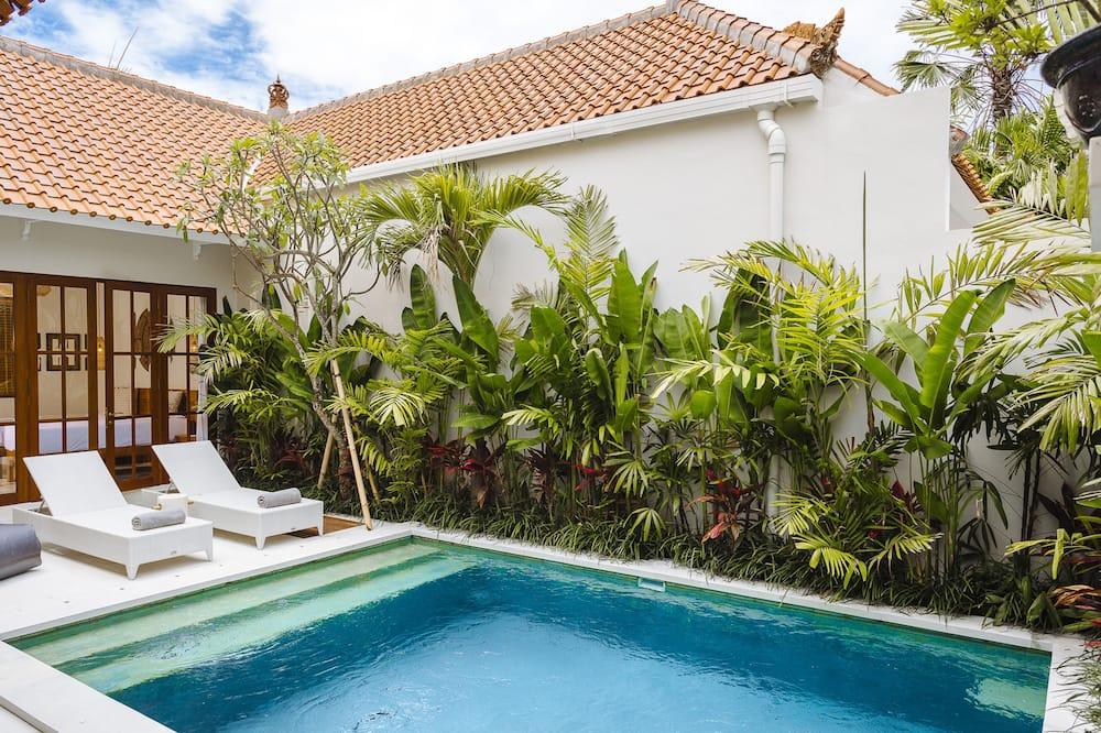 Traditionel villa - 2 soveværelser - Privat pool