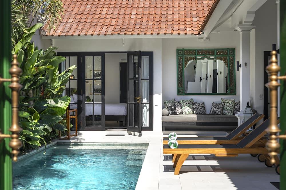 Villa tradicional, 2 habitaciones - Piscina privada