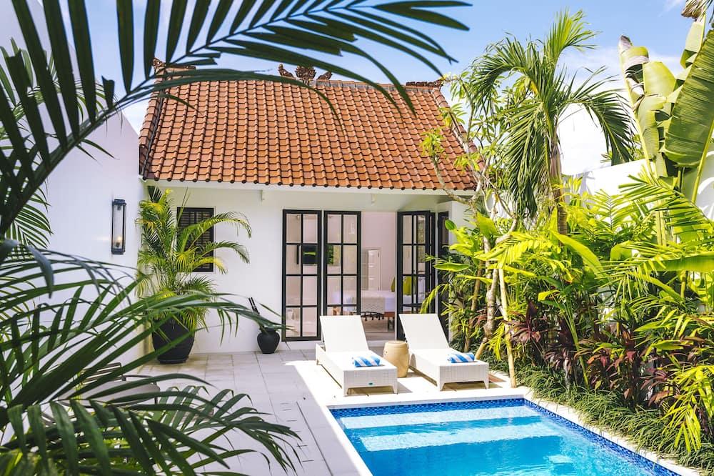 Villa tradicional, 1 habitación - Piscina privada