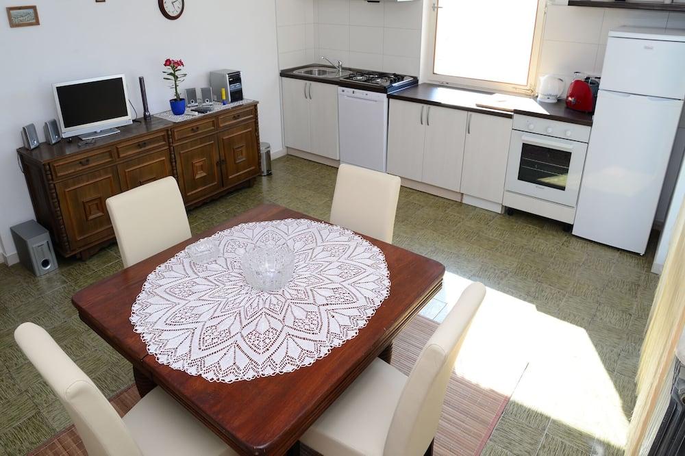 아파트, 침실 2개, 테라스 - 객실 내 다이닝