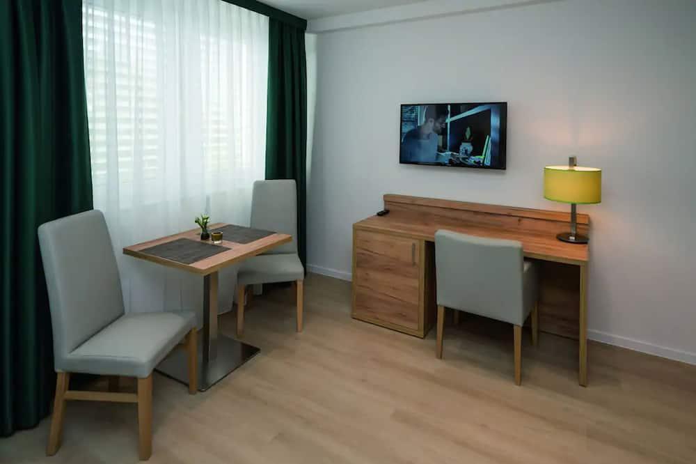 Apartmán (Muensterstrasse) - Obývací prostor