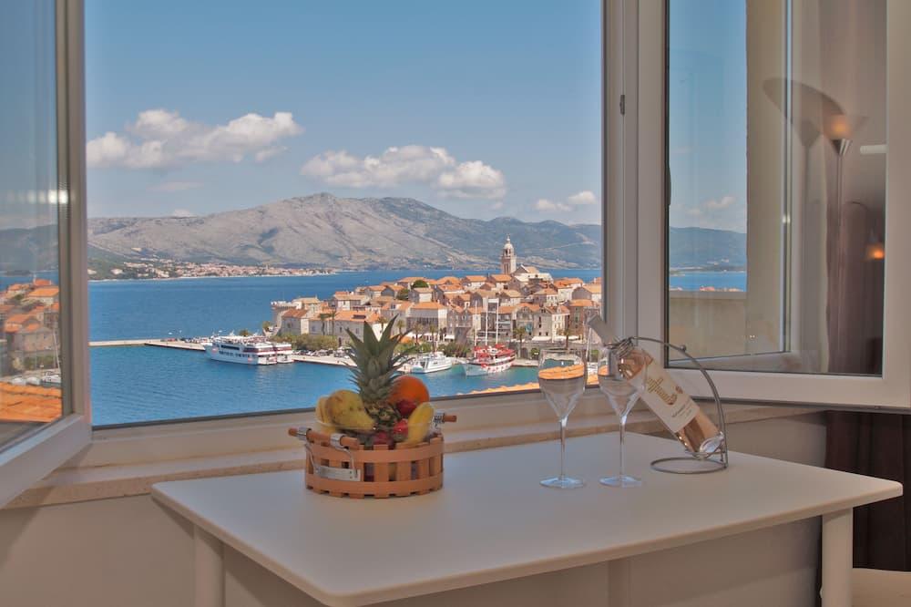 아파트, 바다 전망 - 객실에서 보이는 전망