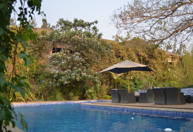 The Riverside Hotel, Lubumbashi, Outdoor Pool
