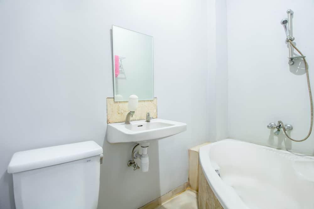 Liukso klasės kambarys (King) - Vonios kambarys