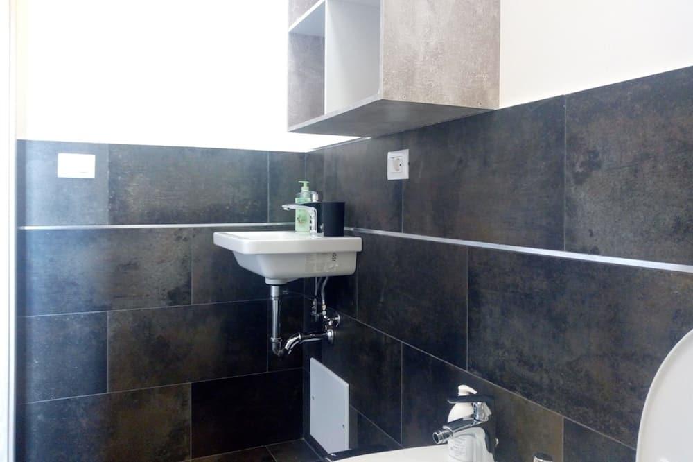 Номер категорії «Економ» - Ванна кімната