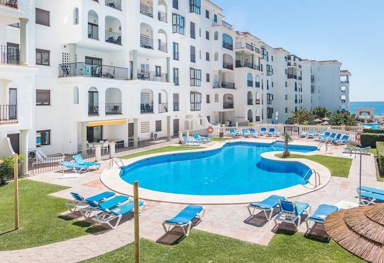 2054-Estupendo apto nuevo-en playa-acceso piscina, Manilva