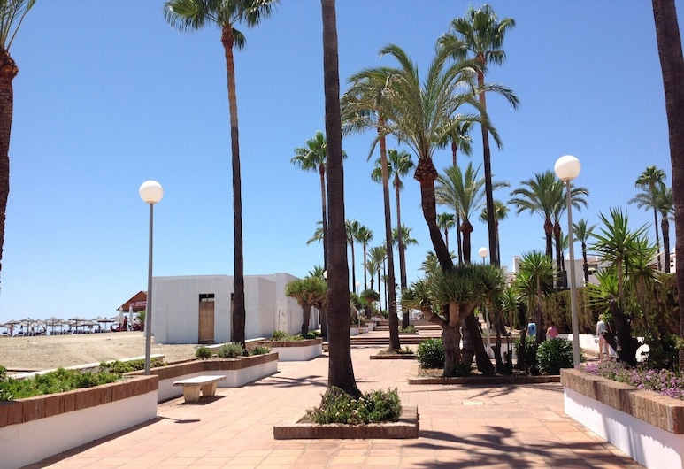 2091-apto cerca de playa y ciudad, Manilva, Terrein van accommodatie