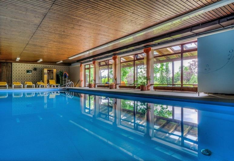 Wagners Hotel im Fichtelgebirge, Warmensteinach, Indoor Pool