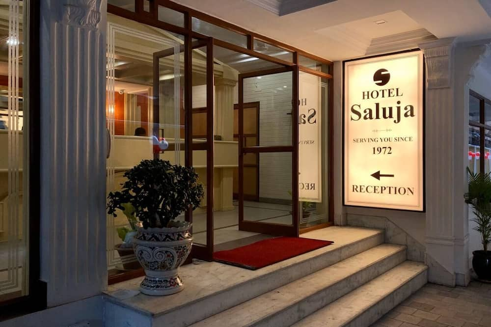 Hotel Saluja, Siliguri