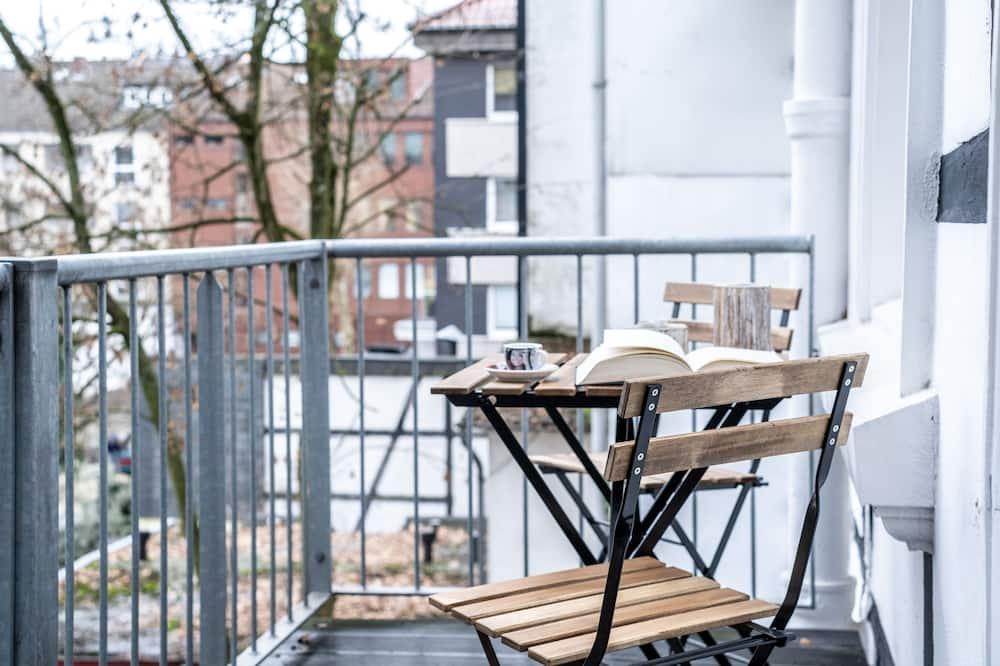 Apartamento Cidade (incl. cleaning fee) - Varanda