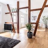 Apartamento Cidade (incl. cleaning fee 1) - Área de Estar