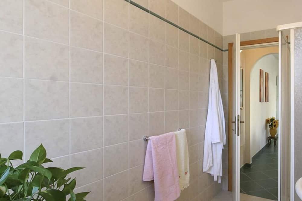 Апартаменти, 2 спальні, патіо - Ванна кімната