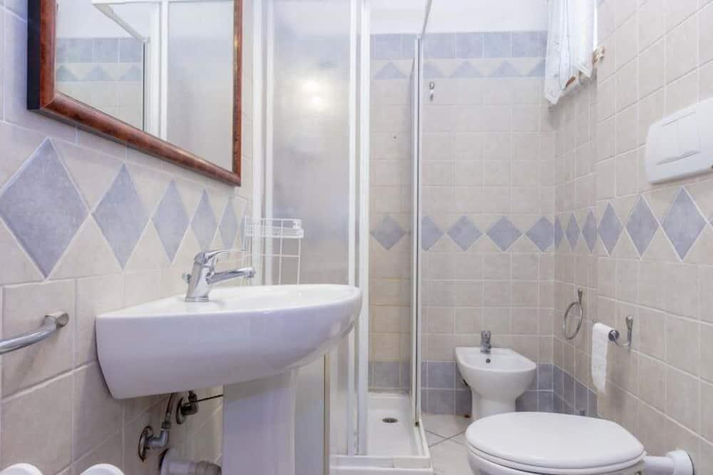 スタジオ プールアクセス パーシャルシービュー - バスルーム