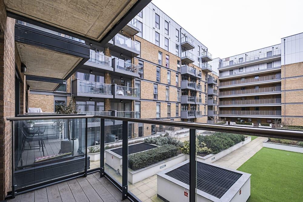 Apartment (First Floor) - Balcony