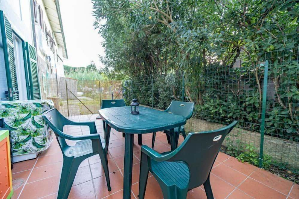 Departamento, 2 habitaciones - Terraza o patio