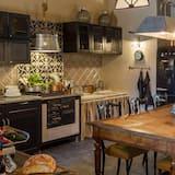 Апартаменты, 4 спальни (Pentalocale) - Обед в номере