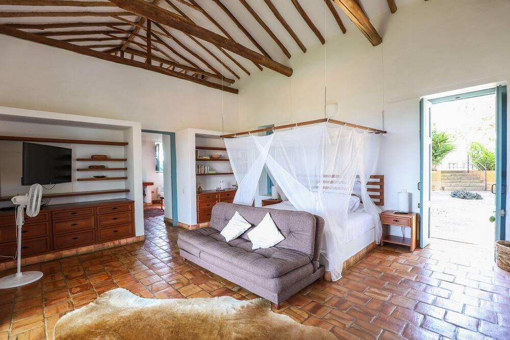 Suite, 1 Tempat Tidur King - Kamar Tamu