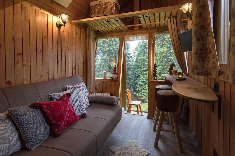 浪漫樹屋 - 客廳