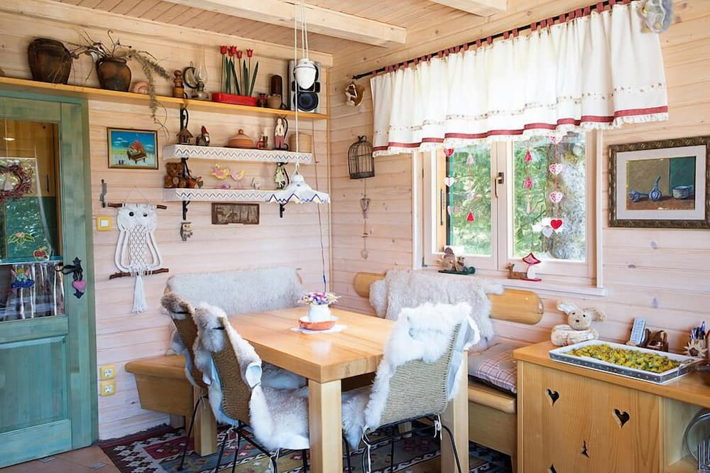 時尚木屋 (Alpinka 2) - 客房餐飲服務