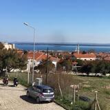 Standardrum - utsikt mot staden - Utsikt mot havet/stranden