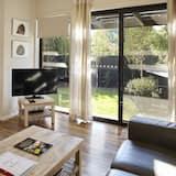 Deluxe városi lakás - Nappali rész