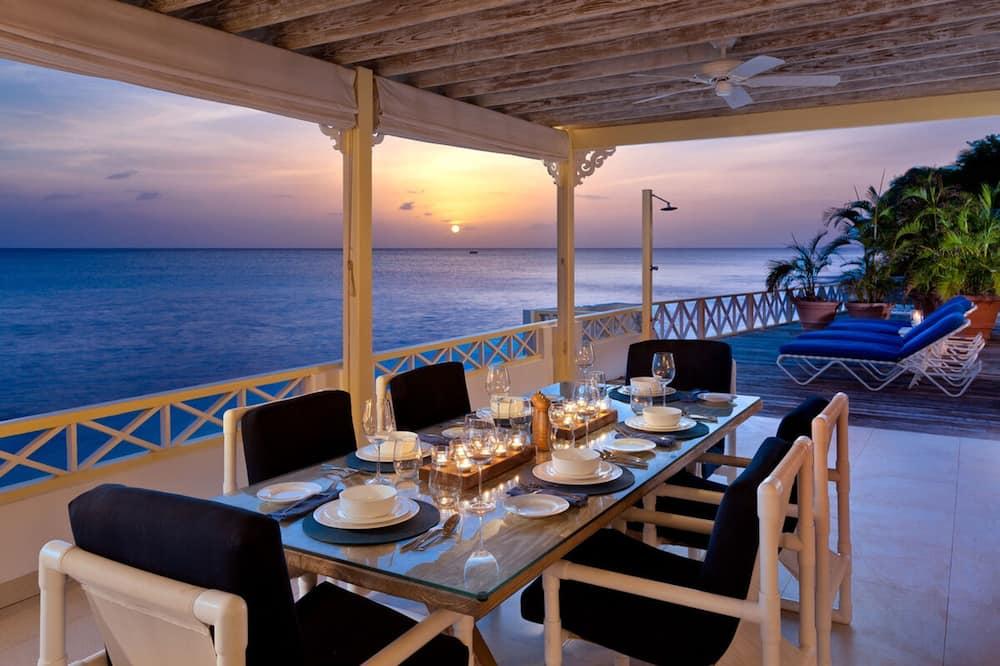 Villa, 3 camere da letto - Balcone