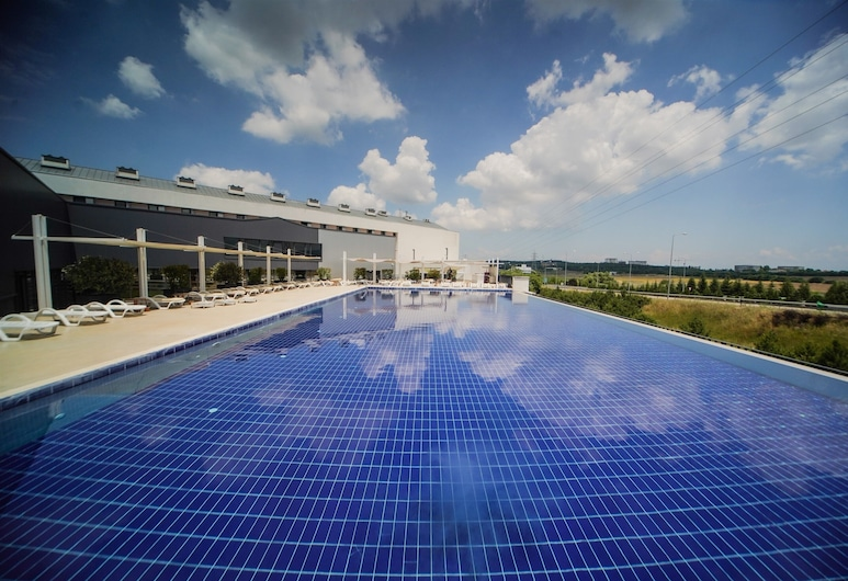 Trio Suites, Bursa, Vonkajší bazén