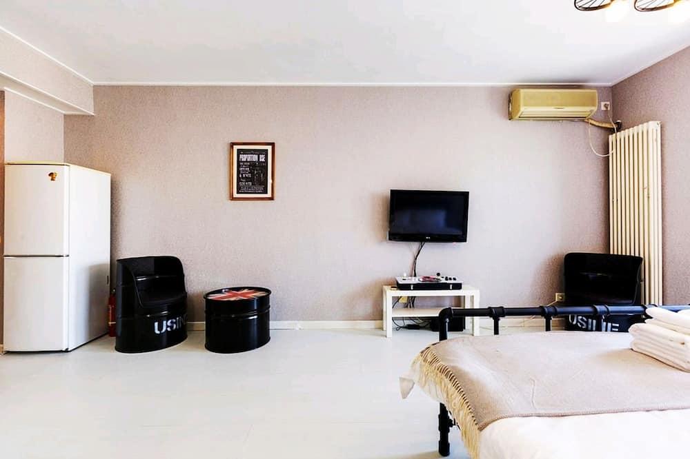 アパートメント - リビング エリア