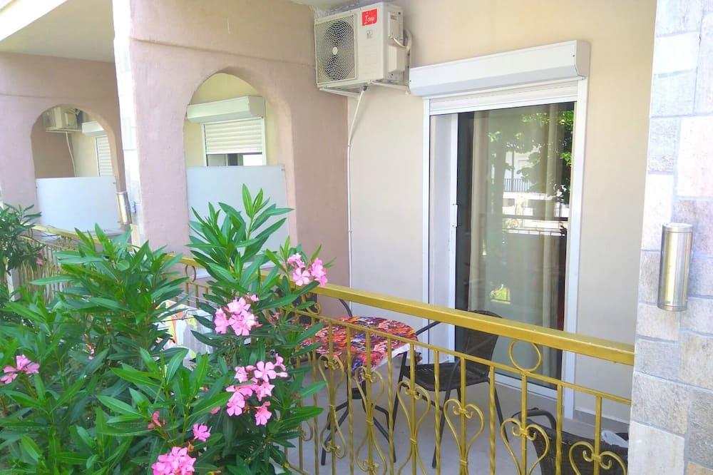 開放式客房 - 陽台景觀