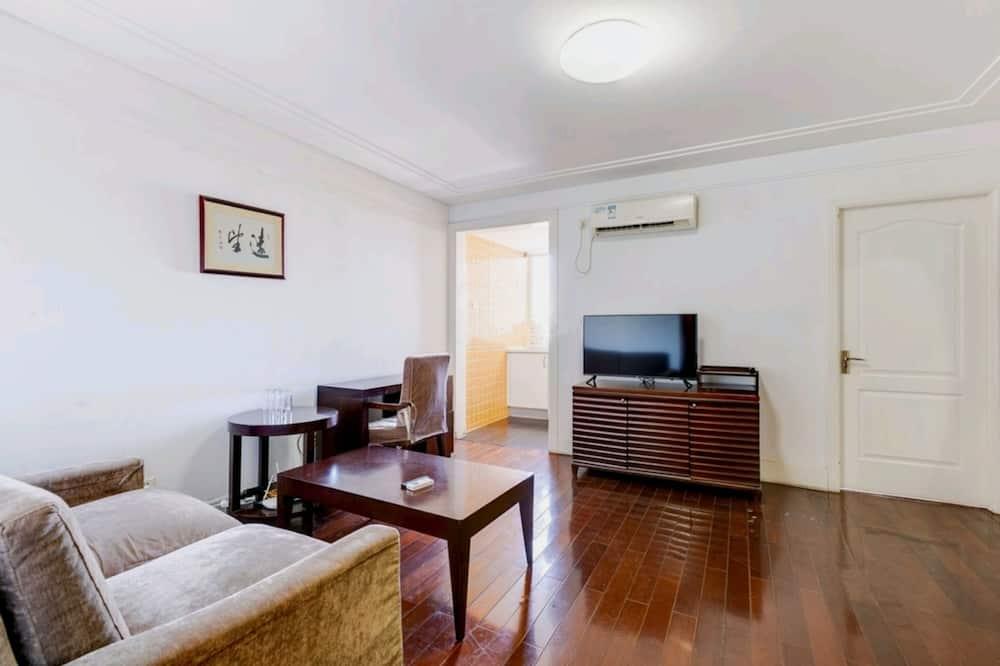 Apartamentai, Nerūkantiesiems - Svetainės zona