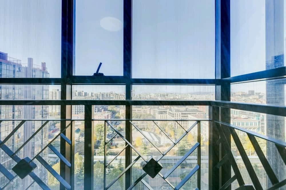 Apartamentai, Nerūkantiesiems - Vaizdas į miestą