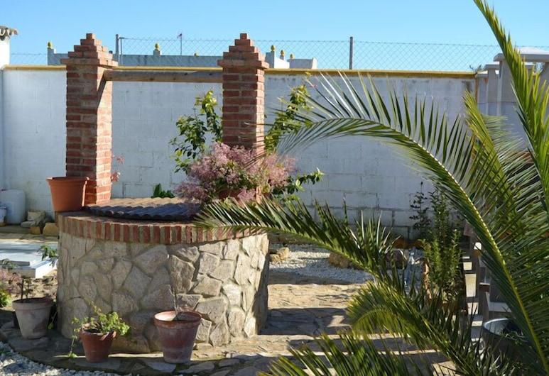 Apartamentos Rurales La Cartuja, Barbate, Jardim