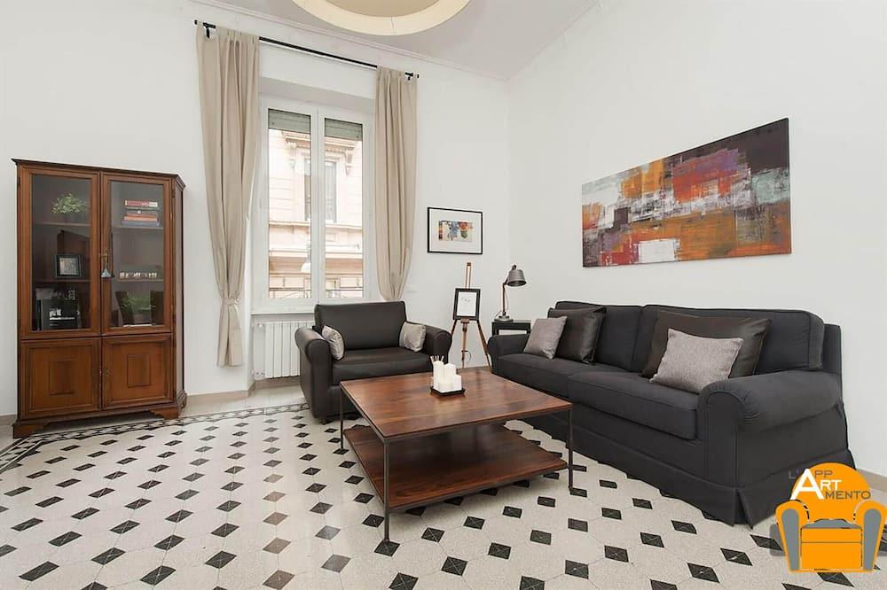 Departamento, 3 habitaciones - Sala de estar