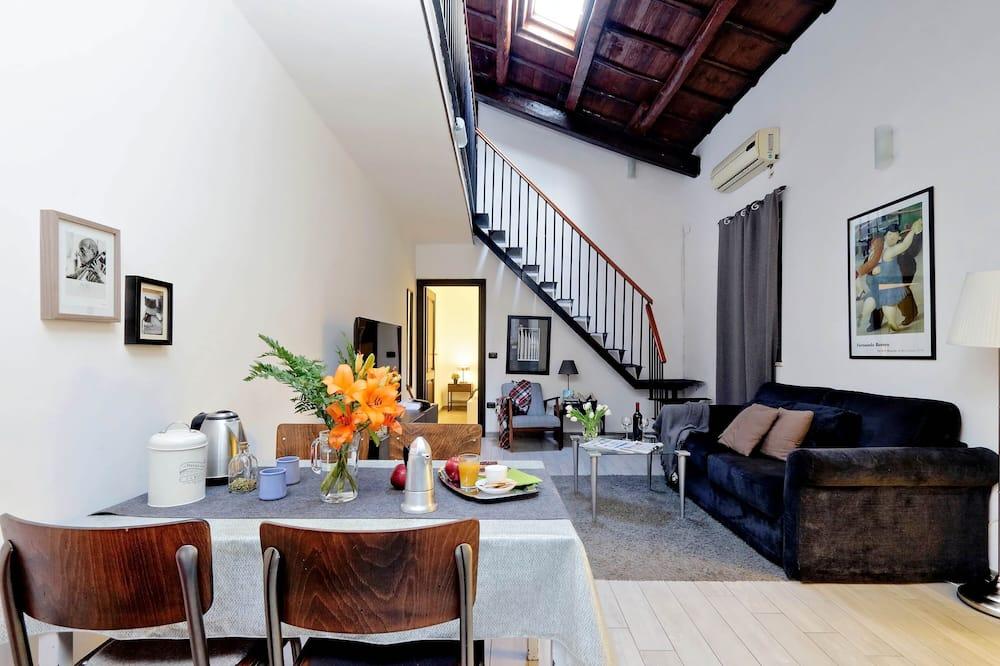 Apartment, 2 Bedrooms (Fidelio 2) - Living Area