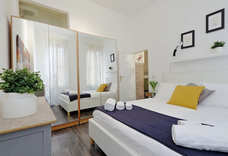 Urbana Apartment, Rom, Apartment, 1 Bedroom, Bilik