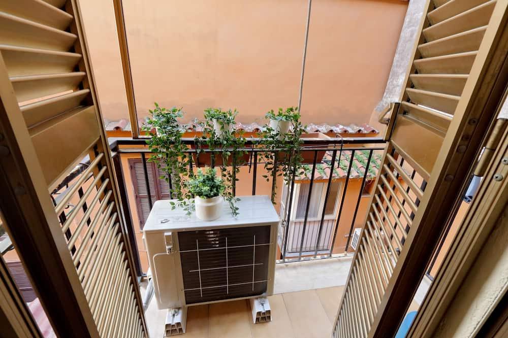Apartamento, 1 Quarto - Varanda
