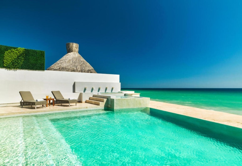 The Ultimate 5 Star Holiday Villa in With Private Pool and Close to the Beach, Cabo San Lucas Villa 1049, San Jose del Cabo, Kolam