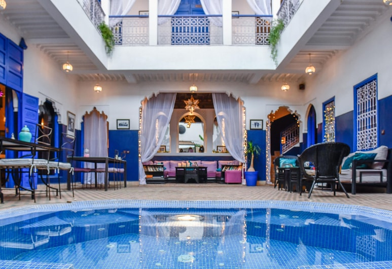 Riad Sheba, Marrakech, Pool