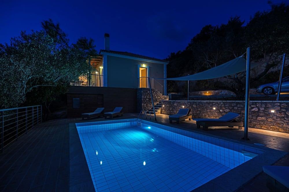 Семейная вилла, 3 спальни, отдельный бассейн - Индивидуальный бассейн