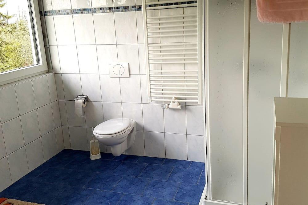 Departamento Deluxe - Regadera en el baño