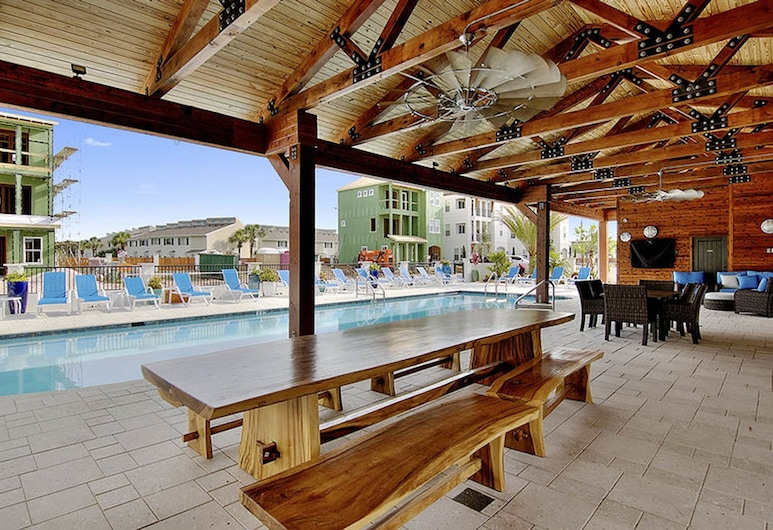 Destin Bound by Bliss Beach Rentals, Miramar Beach, House, Multiple Beds, Pool