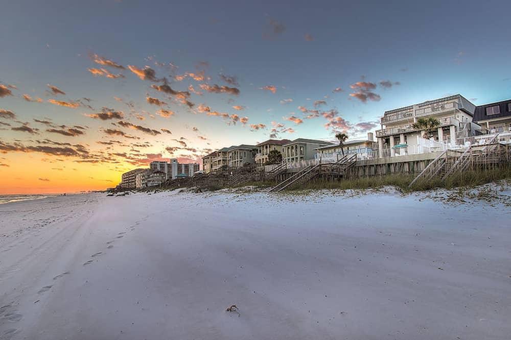 Ev, Birden Çok Yatak - Plaj