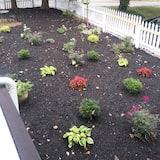 Δωμάτιο, 1 Queen Κρεβάτι (Purple) - Θέα στον κήπο