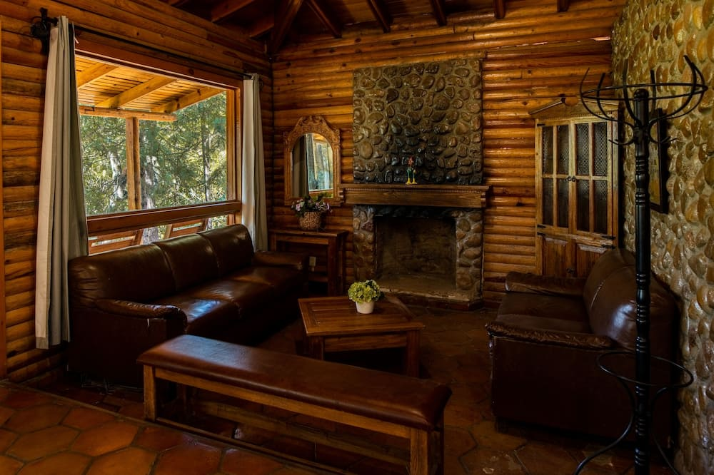 Junior Cabin - Living Room