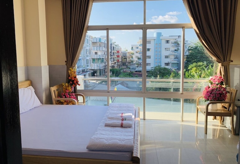 Mekong Rose Hotel, Can Tho, Standard dubbelrum, Gästrum