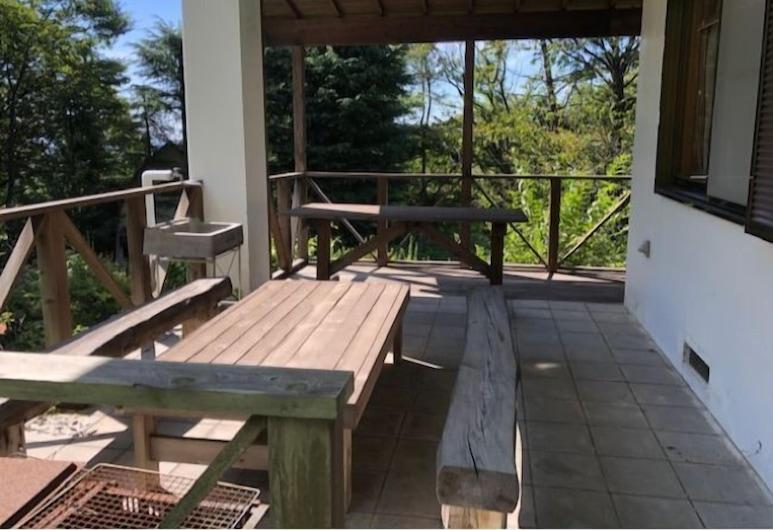 BBQ House, Nasu, Terraza o patio