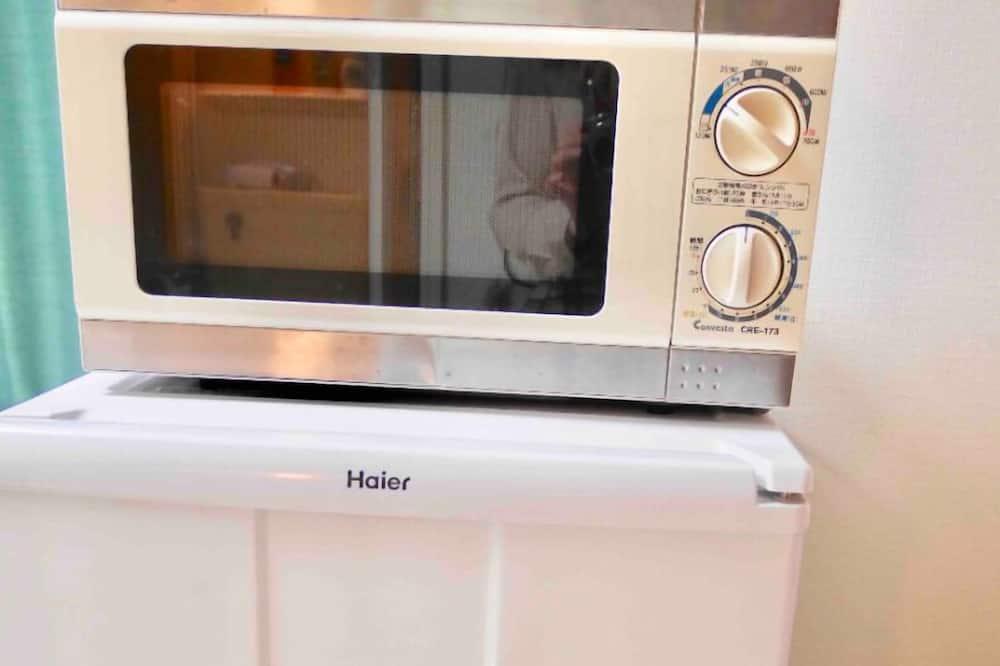 Basic Apartment - Microwave