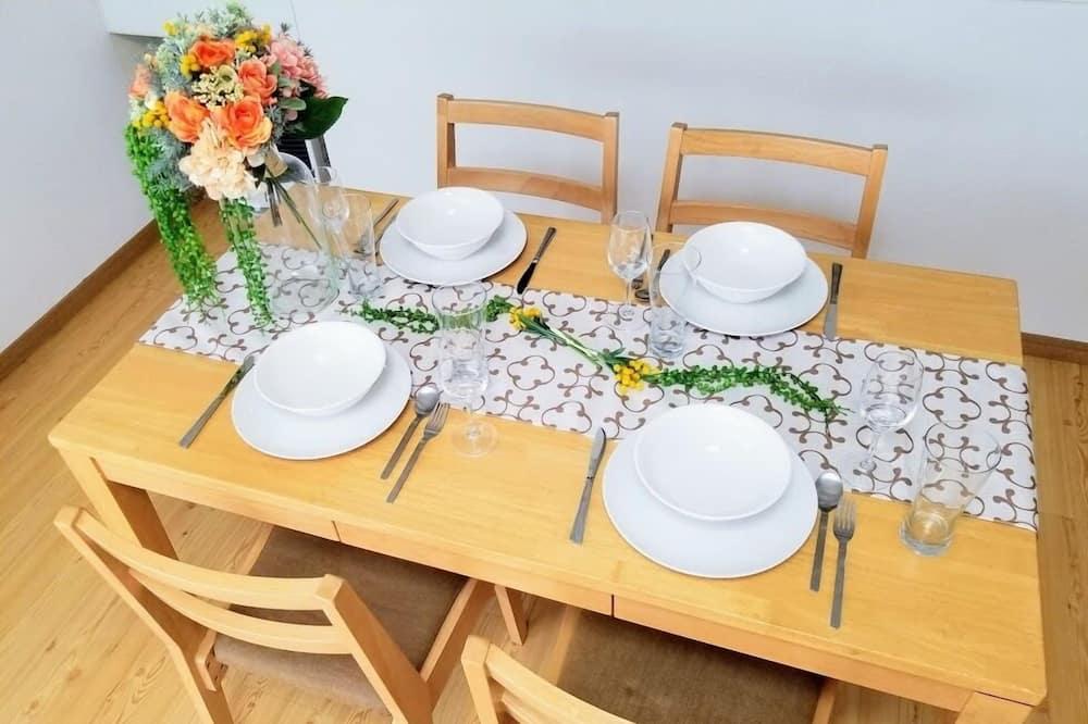 Апартаменты (1203) - Обед в номере