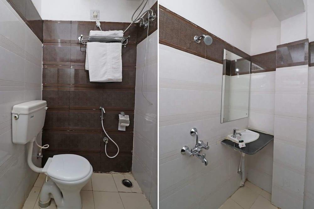 Deluxe - yhden hengen huone - Kylpyhuone